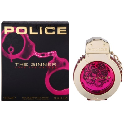 Police The Sinner eau de toilette per donna