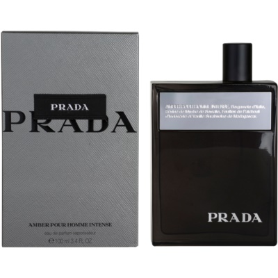 Prada Amber Pour Homme Intense парфюмна вода за мъже