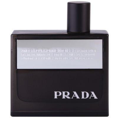 Prada Prada Amber Pour Homme Intense Eau de Parfum για άνδρες