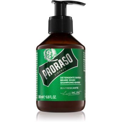 Proraso Rinfrescante shampoing pour barbe