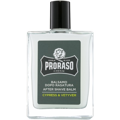 hydratisierendes After Shave Balsam nährende Textur