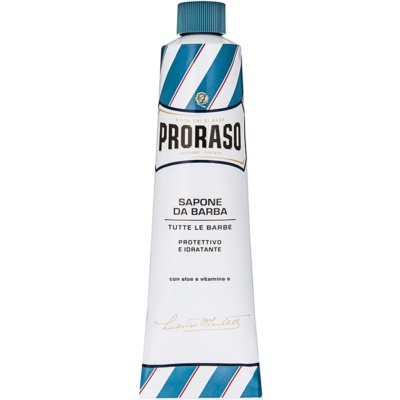 Proraso Blue Shaving Soap With Moisturizing Effect
