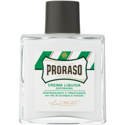 Proraso Green bálsamo refrescante after shave