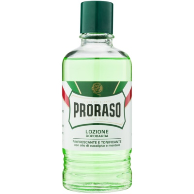 Proraso Green aftershave racoritor