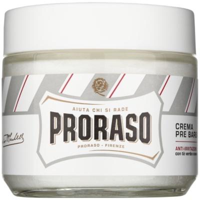Pre-Shave-Creme für empfindliche Haut