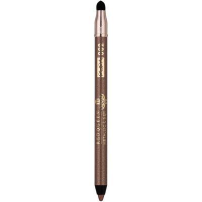 metalická tužka na oči