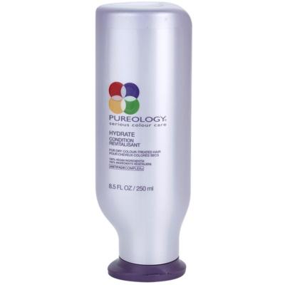 hydratační kondicionér pro suché a barvené vlasy