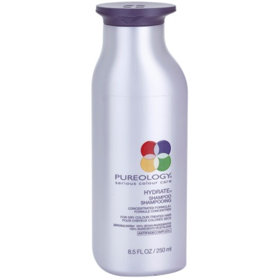 szampon nawilżający do włosów suchych i farbowanych