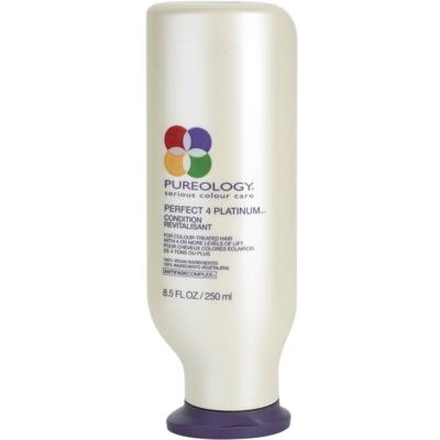 kondicionér pro blond a melírované vlasy