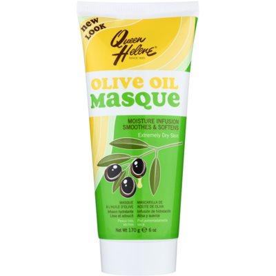 Maske für sehr trockene Haut
