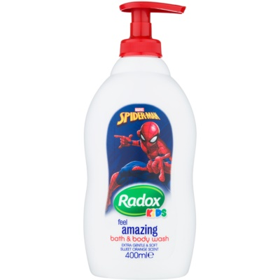 Radox Kids Feel Amazing Shower And Bath Gel