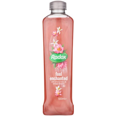 Radox Feel Luxurious Feel Enchanted bain moussant