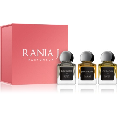 Rania J. Priveé Émeraude Collection coffret V.