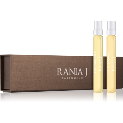 Rania J. Travel Collection lote de regalo IX.