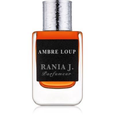Rania J. Ambre Loup parfémovaná voda unisex