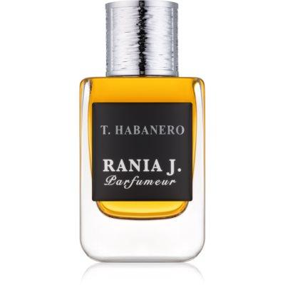 Rania J. T. Habanero Eau de Parfum unisex
