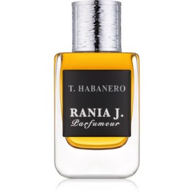 Rania J. T. Habanero parfémovaná voda unisex