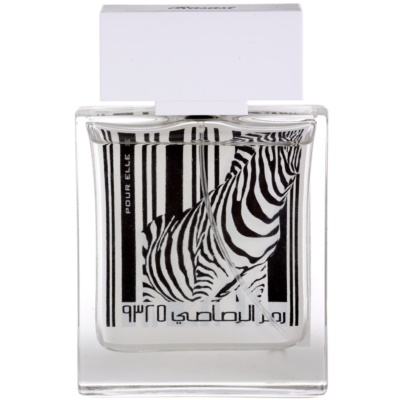 Rasasi Rumz Al Rasasi Zebra Pour Elle Eau de Parfum voor Vrouwen