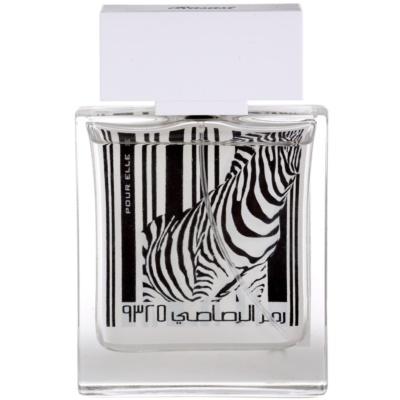 Rasasi Rumz Al Rasasi Zebra Pour Elle eau de parfum nőknek