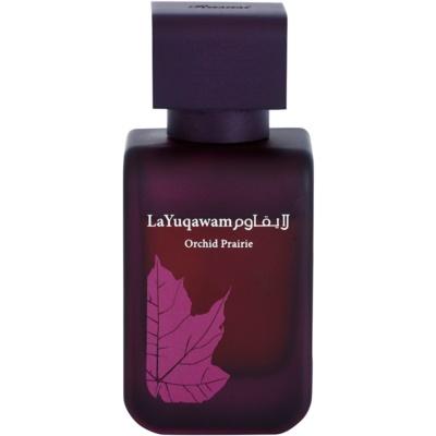 Rasasi La Yuqawam Orchid Prairie Eau de Parfum para mulheres