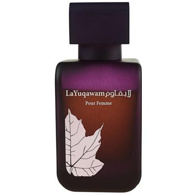 Rasasi La Yuqawam Eau de Parfum για γυναίκες