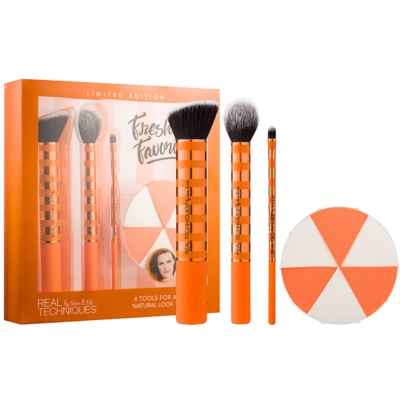 Real Techniques Fresh Face Favorites Cosmetica Set  I.