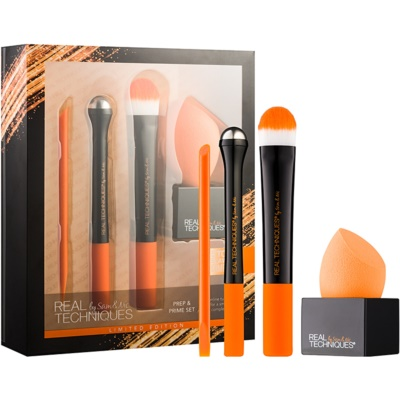 Real Techniques Prep + Prime Set Cosmetica Set  I.