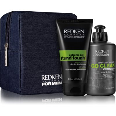 Redken For Men Go Clean kozmetická sada II.