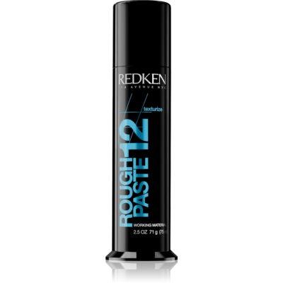 Redken Texturize Rough Paste 12 паста для стайлінгу для всіх типів волосся