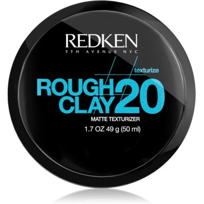 Redken Texturize Rough Clay 20 mattító paszta rugalmas tartásért
