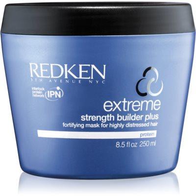 Redken Extreme regeneracijska maska za poškodovane in kemično obdelane lase