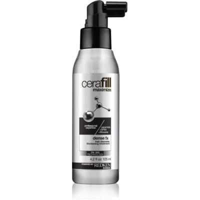 Redken Cerafill Maximize hajkúra a haj átmérőjének megerősítésére, azonnali hatással