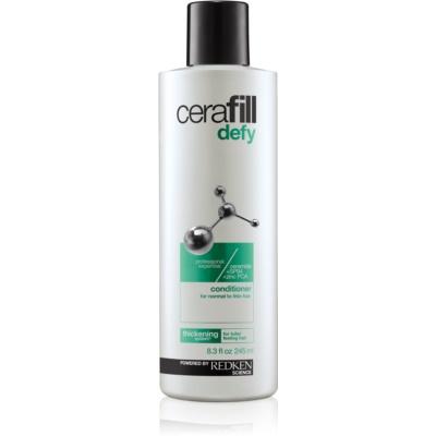 Redken Cerafill Defy kondicionér pre hustotu vlasov