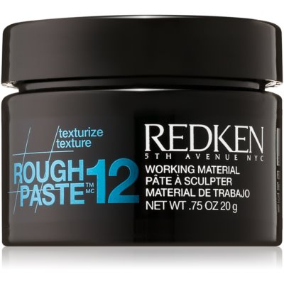 Redken Texturize Rough Paste 12 pâte matifiante pour une fixation flexible