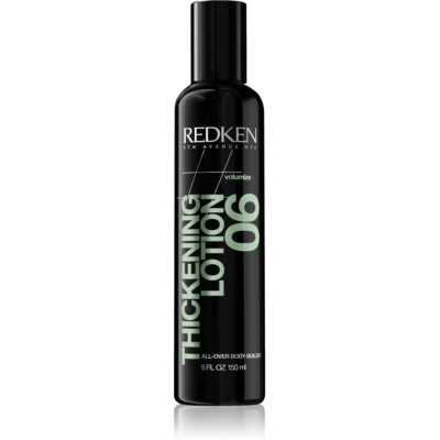 Redken Volumize Thickening Lotion 06 leite styling  para volume e brilho