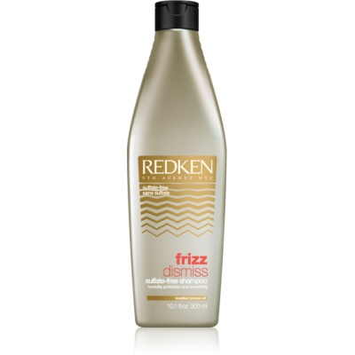 Redken Frizz Dismiss champô alisante anti-crespo