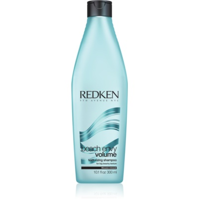 Redken Beach Envy Volume шампунь для укладки Beach Waves