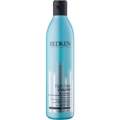 Redken High Rise Volume Shampoo for Volume