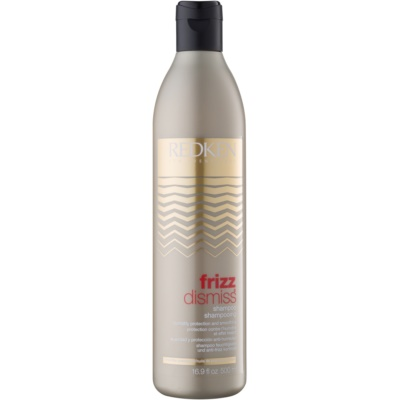 Redken Frizz Dismiss Smoothing Shampoo To Treat Frizz