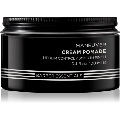 Hair Pomade For Fixation And Shape