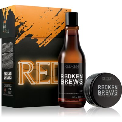 Redken Brews kit di cosmetici II.