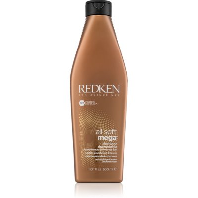 Redken All Soft Cleansing and Nourishing Shampoo For Dry Hair
