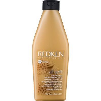 Redken All Soft après-shampoing pour cheveux secs et fragiles