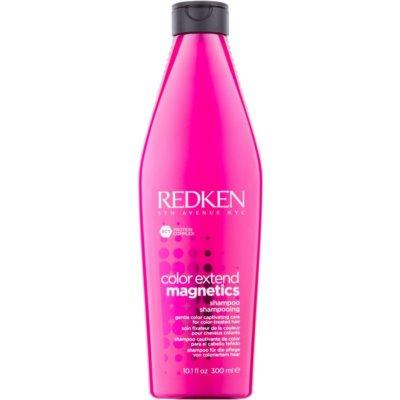 šampon za zaščito barvanih las
