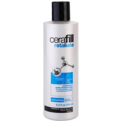 kondicionér pro pokročilé vypadávání vlasů