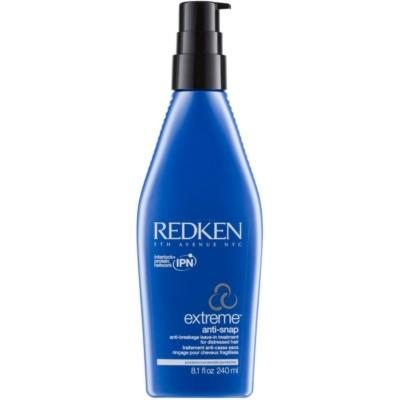 Redken Extreme après-shampoing sans rinçage pour cheveux abîmés et traités chimiquement
