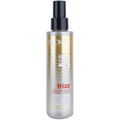 olejová péče pro uhlazení vlasů