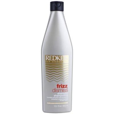 šampon za glajenje las proti krepastim lasem