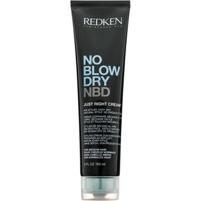 Redken No Blow Dry crème coiffante séchage rapide