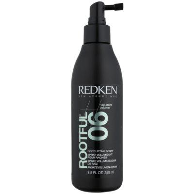 vlasový sprej pre maximálny objem s okamžitým účinkom